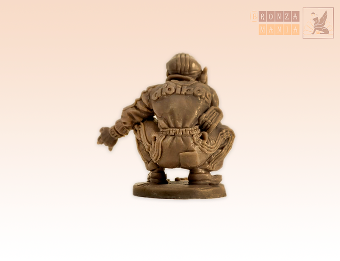 Статуэтка Питерского гопника